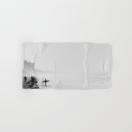 San Diego Surf Beach Hand & Bath Towel