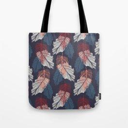 Shedding - midnight Tote Bag