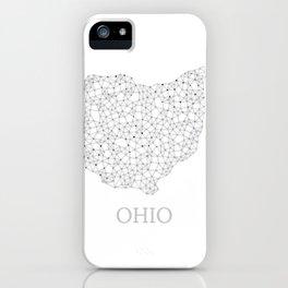 Ohio LineCity W iPhone Case