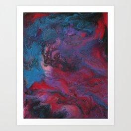 Cataclysm Art Print