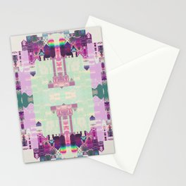 Patchwork 2 Stationery Cards