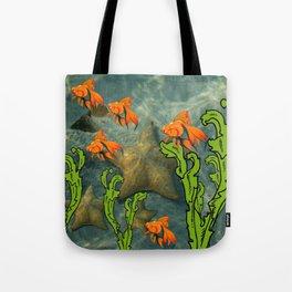 Star-Fish Tote Bag