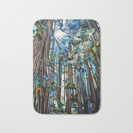 Golden Cedars Bath Mat