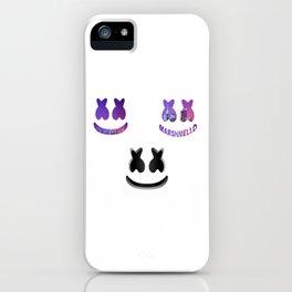 3 Marshmello iPhone Case