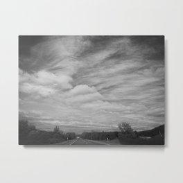 Road Tripping 1 - jjhelene Metal Print