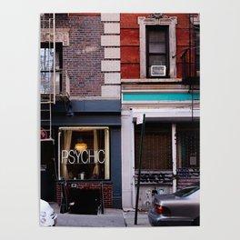 Psychic | West Village  Poster