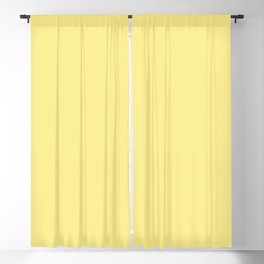Daffodil Yellow - Solid Color Collection Blackout Curtain