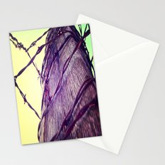 Blow the Wire Stationery Cards