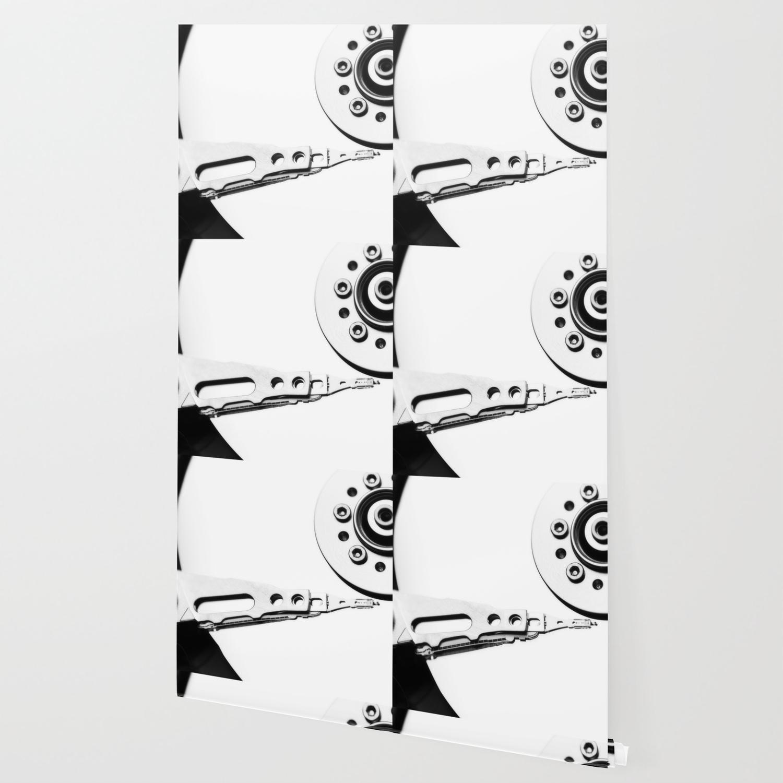 Computer Hard Drive 9 Wallpaper