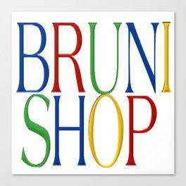 Bruni Shop - 4 Canvas Print
