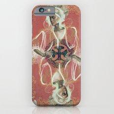 Queen Of Clubs iPhone 6s Slim Case