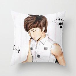 Soohyun (U-KISS) NL era Throw Pillow