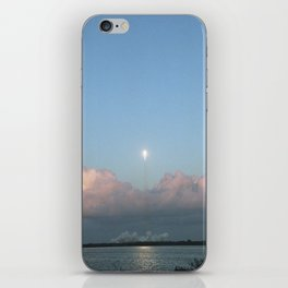 Falcon 9 in Flight iPhone Skin