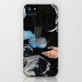 Floating Disco iPhone Case