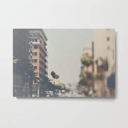 the Taft Building ... Metal Print