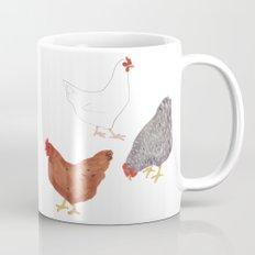 Chickens Coffee Mug