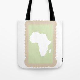 Zoo Biscuit Series - Africa Tote Bag