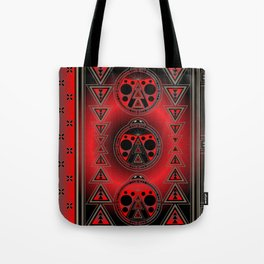 Ladybug Nation Tote Bag