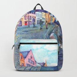 Antwerpen. 1 Backpack