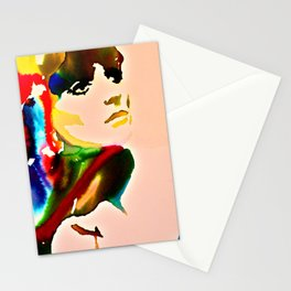 Dyed Stationery Cards