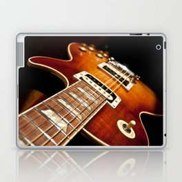 Sunburst Electric Guitar Laptop & iPad Skin
