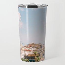 Barcelona Rooftops Travel Mug