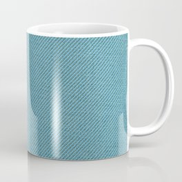 Solid Blue Coffee Mug