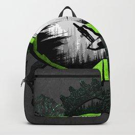 Mask MTB Logo Backpack