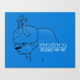 Studio Yip-Yip Canvas Print