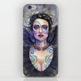The Morrigan iPhone Skin