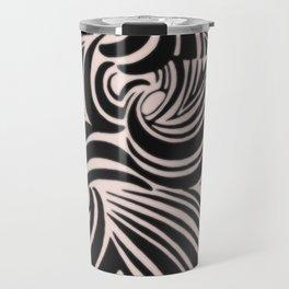 the big swirl Travel Mug