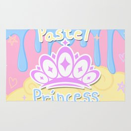 Pastel Princess Rug