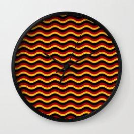 Spaghetti II Wall Clock