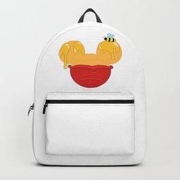 Honey Bear Backpack