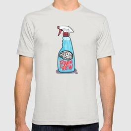Society6 / Brain New Cleaner T-shirt