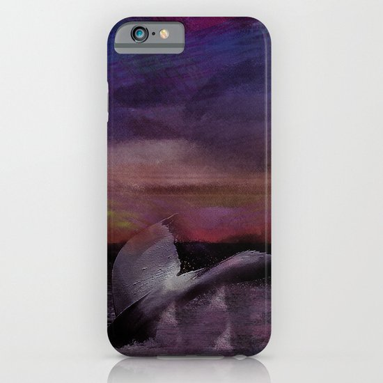 Whale Tale iPhone & iPod Case
