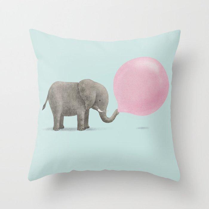 Jumbo Bubble Throw Pillow