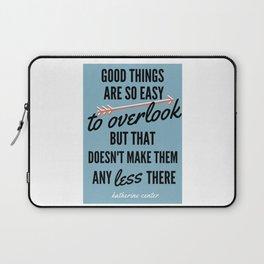 GOOD THINGS Laptop Sleeve