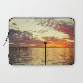 Dock of the Bay Laptop Sleeve
