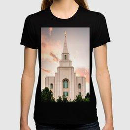 Kansas City LDS Temple 1 T-shirt