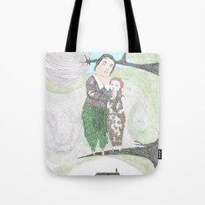 Birdies Tote Bag