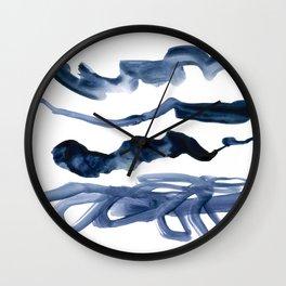 irregular 1 Wall Clock