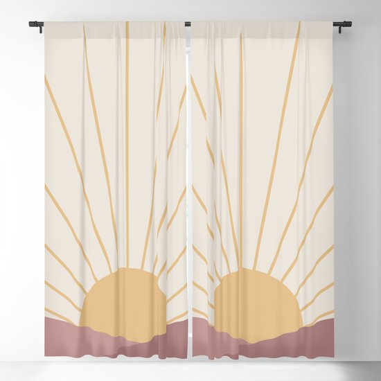 Morning Light - Pink by midcenturymodern