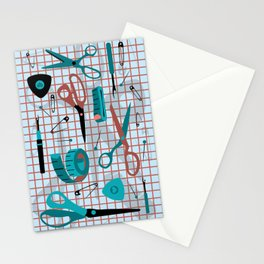 chop chop Stationery Cards