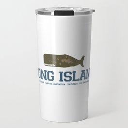Long Island - New York. Travel Mug