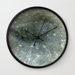 Gem Stone No.3 Wall Clock