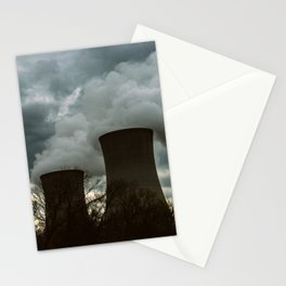Looming Giants Stationery Cards
