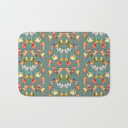 Jellyfish Summer Bath Mat