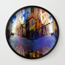 Akin to recalling, instead; understood mimicry. 08 Wall Clock