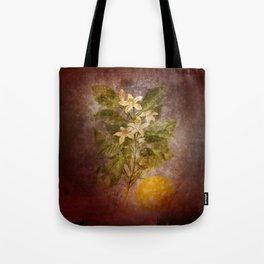 Vintage Fruit Tote Bag